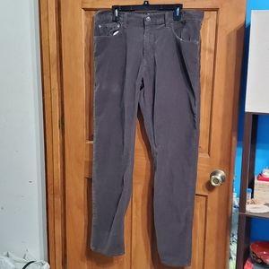 Gap Straight Fit Corduroy Pants Size 36